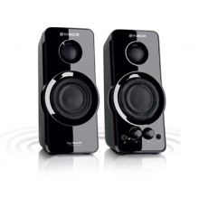 Big Bass 95 20W Negro altavoz