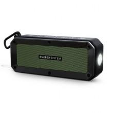 Outdoor Box Adventure 10 W Altavoz portátil estéreo Negro, Verde