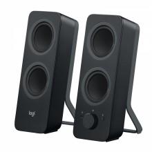 Z207 altavoz 5 W Negro Inalámbrico y alámbrico 3,5mm/Bluetooth