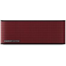 Energy Music Box 5+ 10 W Altavoz portátil estéreo Negro, Rojo