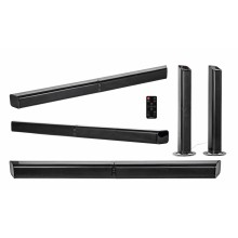 NVR-845 SBBU altavoz soundbar 2.0 canales 20 W Negro