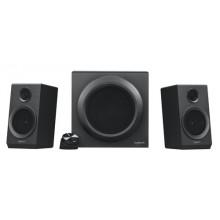 Z333 conjunto de altavoces 2.1 canales 40 W Negro
