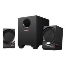 Sound BlasterX Kratos S3 conjunto de altavoces 2.1 canales 46 W Negro