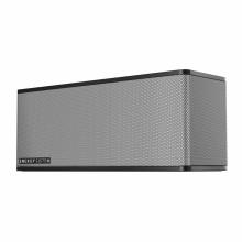 Music Box 7+ 20 W Altavoz portátil estéreo Plata