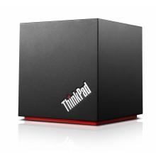 DosckStation Lenovo 40A60045EU base para portátil y replicador de puertos WiGig Negro