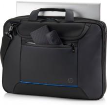 "HP Recycled maletines para portátil 39,6 cm (15.6"") Toploader bag Negro"