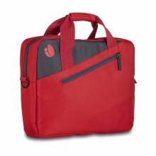 "NGS Ginger Red maletines para portátil 39,6 cm (15.6"") Maletín Antracita, Rojo"