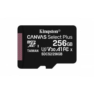 Tarjeta Kingston Technology Canvas Select Plus 256 GB MicroSDXC