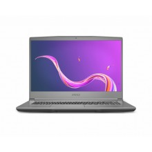 """MSI Creator 15M A9SD-078XES Gris Portátil 39,6 cm (15.6"""") 1920 x 1080 Pixeles 9na generación de procesadores Intel® Core"""