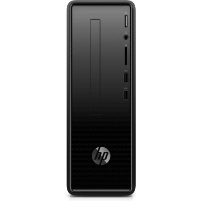 HP Slimline 290-a0024ns AMD A4 A4-9125 4 GB DDR4-SDRAM 256 GB SSD Negro Mini Tower PC