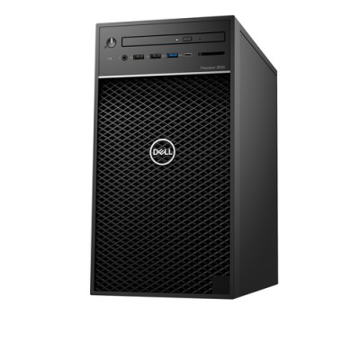 DELL Precision 3630 9na generación de procesadores Intel® Core™ i7 i7-9700 8 GB DDR4-SDRAM 256 GB SSD Negro Torre PC