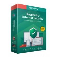 Antivirus Kaspersky Lab Internet Security 2020 Licencia básica 1 licencia(s) 1 año(s) Inglés, Español