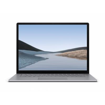 "Microsoft Surface Laptop 3 Platino Portátil 38,1 cm (15"") 2496 x 1664 Pixeles Pantalla táctil Intel® Core™ i7 de 10ma Generación"