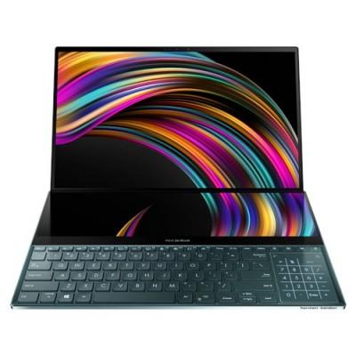 "ASUS ZenBook Pro Duo UX581GV-H2037R Negro Portátil 39,6 cm (15.6"") 3840 x 2160 Pixeles 9na generación de procesadores Intel"