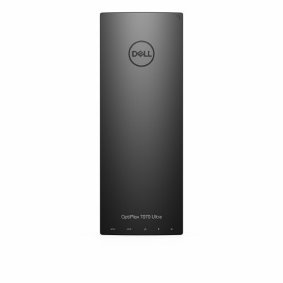 DELL OptiPlex 7070 UFF 8ª generación de procesadores Intel® Core™ i7 i7-8665U 16 GB DDR4-SDRAM 512 GB SSD Negro Mini PC