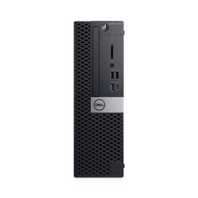 DELL OptiPlex 7070 9na generación de procesadores Intel® Core™ i7 i7-9700 8 GB DDR4-SDRAM 256 GB SSD Negro SFF PC