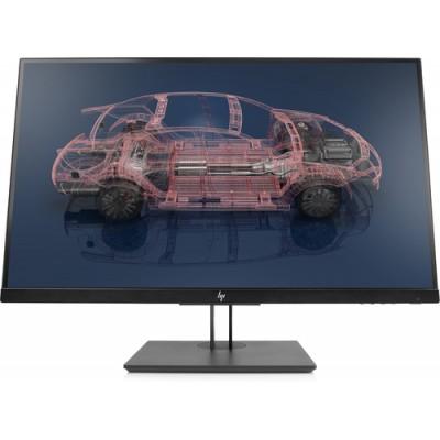"HP Z27n G2 68,6 cm (27"") 2560 x 1440 Pixeles Quad HD LED Plana Plata"