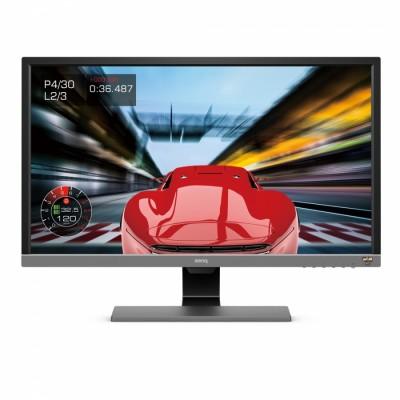 """Benq EL2870U 70,9 cm (27.9"""") 3840 x 2160 Pixeles 4K Ultra HD LED Plana Negro, Gris"""