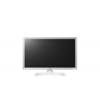 """LG 24TL510V-WZ LED display 59,9 cm (23.6"""") 1366 x 768 Pixeles HD Plana Blanco"""