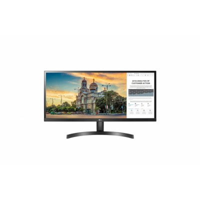 "LG 29WL500-B pantalla para PC 73,7 cm (29"") 2560 x 1080 Pixeles UltraWide Full HD LED Plana Negro"