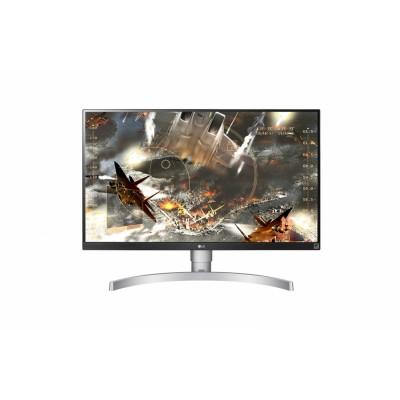 """LG 27UL650-W LED display 68,6 cm (27"""") 3840 x 2160 Pixeles 4K Ultra HD Plana Mate Plata"""