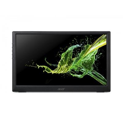 """Acer PM161Q 39,6 cm (15.6"""") 1920 x 1080 Pixeles Full HD LED Plana Negro"""