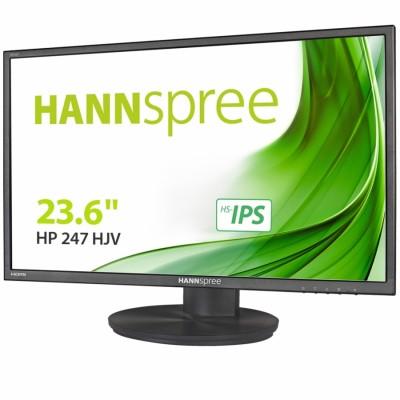 """Hannspree Hanns.G HP 247 HJV 59,9 cm (23.6"""") 1920 x 1080 Pixeles Full HD LCD Plana Negro"""
