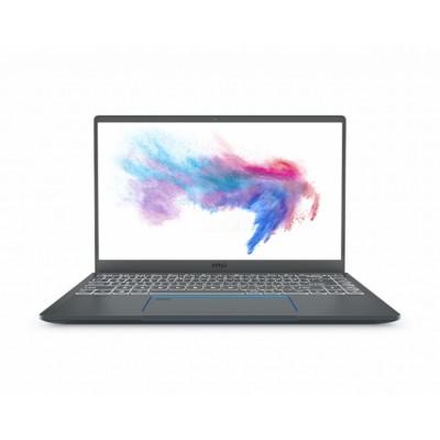 """MSI Prestige 14 A10RB-021ES Gris Portátil 35,6 cm (14"""") 1920 x 1080 Pixeles Intel® Core™ i7 de 10ma Generación 16 GB DDR"""
