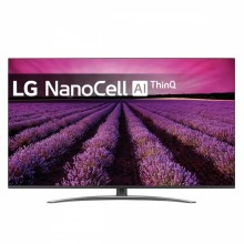 "LG 65SM8200PLA TV 165,1 cm (65"") 4K Ultra HD Smart TV Wifi Negro, Plata"