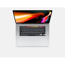 """Apple MacBook Pro Plata Portátil 40,6 cm (16"""") 3072 x 1920 Pixeles 9na generación de procesadores Intel® Core™ i9 16 GB"""