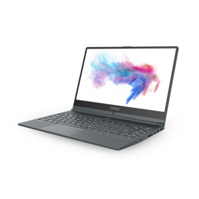 "MSI Modern 14 A10RB-663XES Gris Portátil 35,6 cm (14"") 1920 x 1080 Pixeles Intel® Core™ i7 de 10ma Generación 16 GB DDR4"