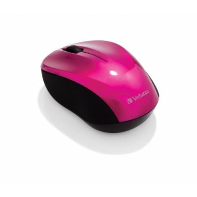 Verbatim Go Nano ratón RF inalámbrico 1600 DPI