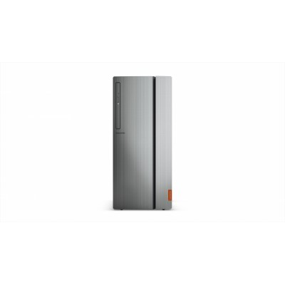 Lenovo IdeaCentre 720 AMD Ryzen 5 2400G 8 GB DDR4-SDRAM 1000 GB Unidad de disco duro Torre Negro, Plata PC Windows 10 Home