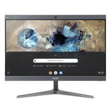 "Acer Chromebase CA24I2 60,5 cm (23.8"") 1920 x 1080 Pixeles Intel® Celeron® 4 GB DDR4-SDRAM 32 GB SSD Wi-Fi 5 (802.11ac) Gri"