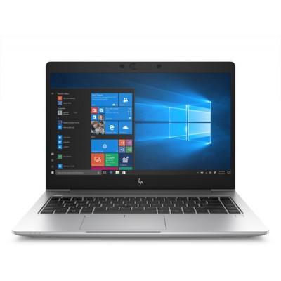 "HP EliteBook 745 G6 Plata Portátil 35,6 cm (14"") 1920 x 1080 Pixeles AMD Ryzen 5 8 GB DDR4-SDRAM 256 GB SSD Wi-Fi 5 (802.11a"