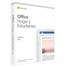 Microsoft Office 2019 Home & Student 1 licencia(s) Español