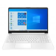 "HP 15s-eq0007ns Portátil Blanco 39,6 cm (15.6"") 1366 x 768 Pixeles AMD Ryzen 5 8 GB DDR4-SDRAM 256 GB SSD Wi-Fi 5 (802.11ac) Wi"