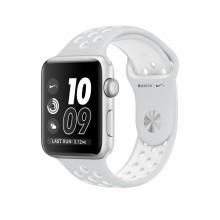 Apple Watch Nike+ reloj inteligente OLED Plata GPS (satélite), serie 2