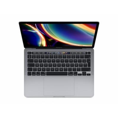 "Apple MacBook Pro Portátil Gris 33,8 cm (13.3"") 2560 x 1600 Pixeles Intel® Core™ i5 de 10ma Generación 16 GB LPDDR4x-SDR"