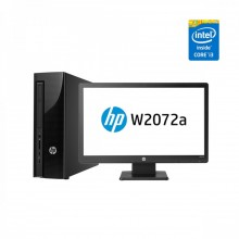 PC Sobremesa + Monitor HP Slimline 450-100nsm DT