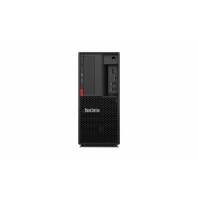 Lenovo ThinkStation P330 + 65W Standard AC Adapter (USB Type-C) 9na generación de procesadores Intel® Core™ i7 i7-9700 16
