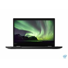 "Lenovo ThinkPad L13 Yoga Híbrido (2-en-1) Negro 33,8 cm (13.3"") 1920 x 1080 Pixeles Pantalla táctil Intel® Core™ i5 de 1"