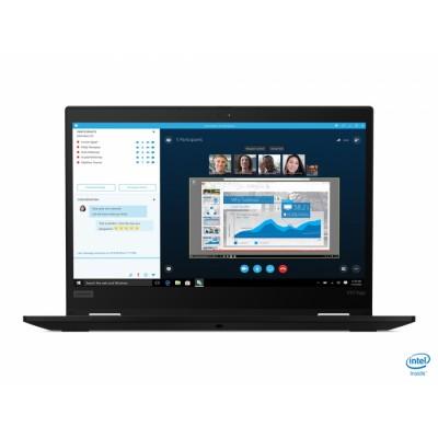 """Lenovo ThinkPad X13 Yoga Híbrido (2-en-1) Negro 33,8 cm (13.3"""") 1920 x 1080 Pixeles Pantalla táctil Intel® Core™ i5 de 1"""