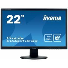 Monitor iiyama ProLite E2283HS-B3 (E2283HS-B3)