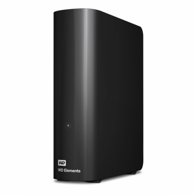 Disco Duro Externo Western Digital WD Elements Desktop 4 TB