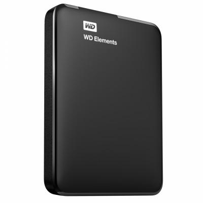 Disco Duro Externo Western Digital WD Elements Portable 500 GB