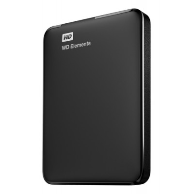 Disco Duro Externo Western Digital WD Elements Portable 4 TB