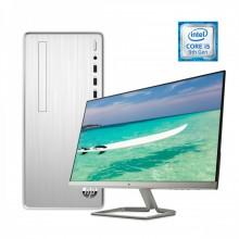 PC Sobremesa HP Pavilion Desktop TP01-0008nsm + Monitor