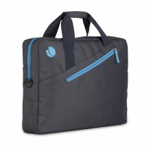 "NGS Ginger Blue Maletín para portátil 39,6 cm (15.6"") Maletín Marina, Turquesa"