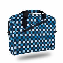 """NGS Ginger Chess Maletín para portátil 39,6 cm (15.6"""") Bandolera Azul"""